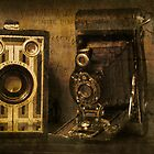 Vintage Cameras by pennyswork