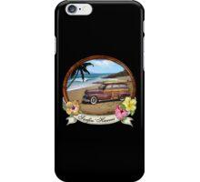 Surfin' Hawaii iPhone Case/Skin