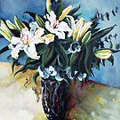 Lilies by JolanteHesse
