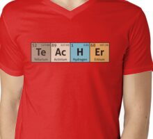 Teacher - Periodic Table Mens V-Neck T-Shirt