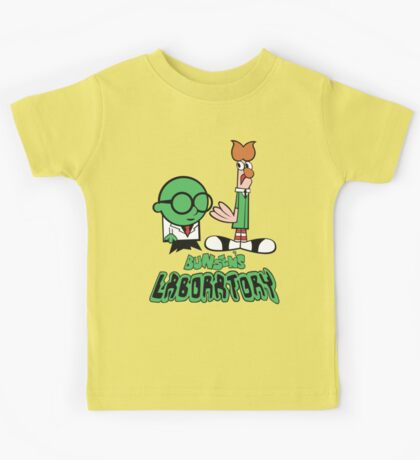 Bunsen's Laboratory Kids Tee