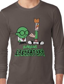 Bunsen's Laboratory Long Sleeve T-Shirt