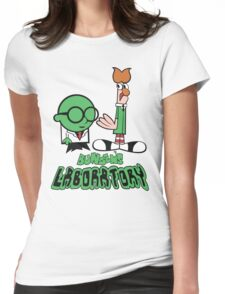 Bunsen's Laboratory Womens Fitted T-Shirt