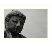 Buddha of Kamakura Art Print