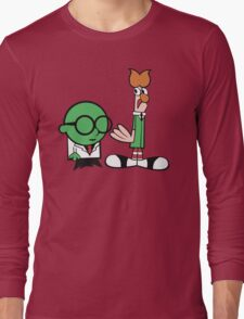 Bunsen's Laboratory (sans text) Long Sleeve T-Shirt