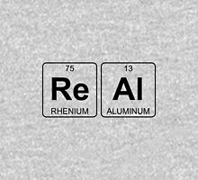 Re Al - Real - Periodic Table - Chemistry Unisex T-Shirt
