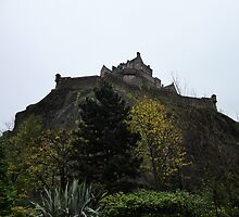 castle from afar by kayleighmcardle