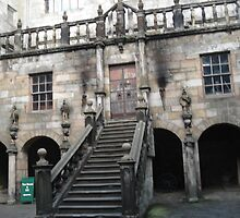 chillingham castle by kayleighmcardle