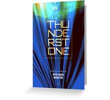 Thunderstone TV Show III Greeting Card