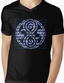 Galliphrases Mens V-Neck T-Shirt