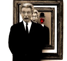 What Would Magritte Do? by SuddenJim