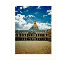 Paris 206 Art Print