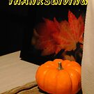 Happy Thanksgiving by Jonice
