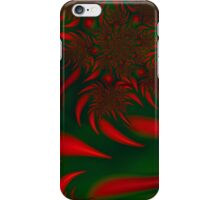 Fractal Peppers Iphone case iPhone Case/Skin