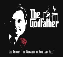 "Joe Anthony ""The Godfather of Rock and Roll"" by Blackwing"