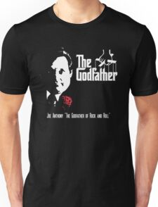 "Joe Anthony ""The Godfather of Rock and Roll"" Unisex T-Shirt"