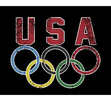 Olympic Games Photographic Print