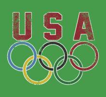 Olympic Games Kids Tee