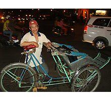 ho chi minh ride Photographic Print