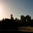 sunset in melbourne by YourHum