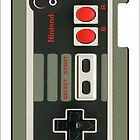 NES Controller by brennanpearson