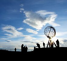 North Cape, Norway by SeeOneSoul