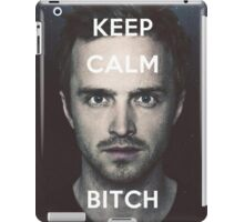Keep kalm Bitch Heisenberg iPad Case/Skin