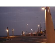 cleveleys  dawn Photographic Print