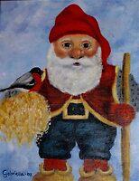 """""""Santa"""" by Gabriella Nilsson"""