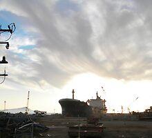 Tolteca - The Mexican Oil Tanker by RodrigoCardoza