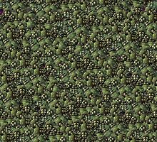Starcraft II - Zerg - So Many Banelings! by icoradesign