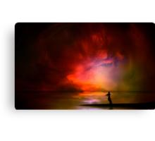 Ocean Violinist Canvas Print