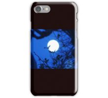 Blue Moon iPhone Case/Skin