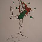 Poison Ivy by SarahElliott