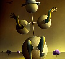 O Espantalho. by Marcel Caram