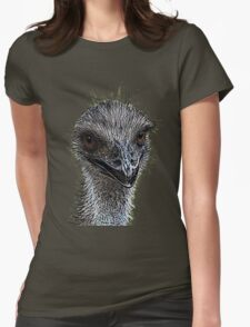 Emu Womens Fitted T-Shirt