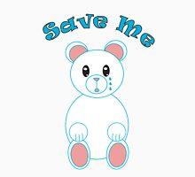 Save Me Polar Bear Unisex T-Shirt