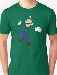 Luigi Vector T-Shirt
