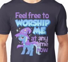 Worship Trixie Unisex T-Shirt
