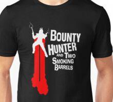 GALACTIC SMOKING BARRELS Unisex T-Shirt