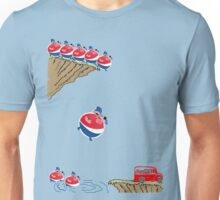 pepsi vrs coke by rogers bros T-Shirt