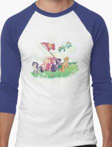 Pony Jima Men's Baseball ¾ T-Shirt
