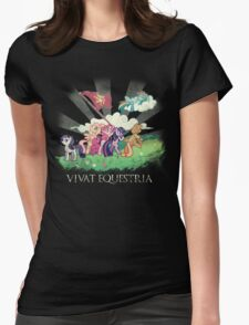 Pony Jima Womens Fitted T-Shirt