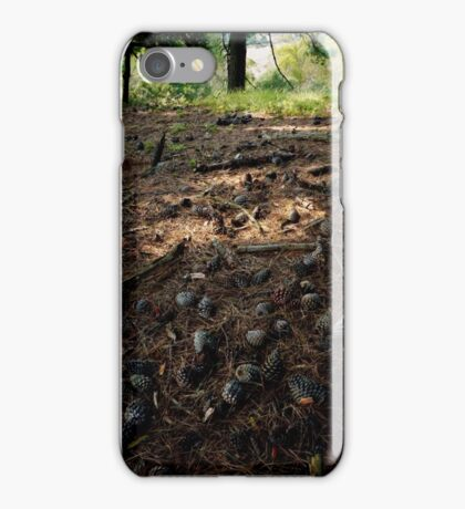 Pinecone Heaven iPhone Case/Skin