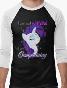 Not Whining Men's Baseball ¾ T-Shirt