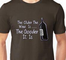 Black Books - Bernard On Wine Unisex T-Shirt