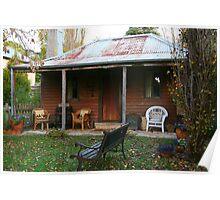 Settler's Hut, Berrima Poster