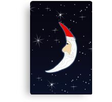 Up Amoung the Stars Canvas Print