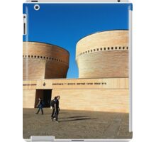 The Cymbalista Synagogue and Jewish Heritage Center, Tel Aviv University,  iPad Case/Skin