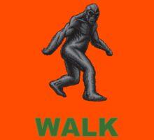 Sasquatch Walk Kids Clothes